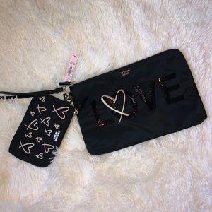 🌵 Victoria Secrets travel bags NWT